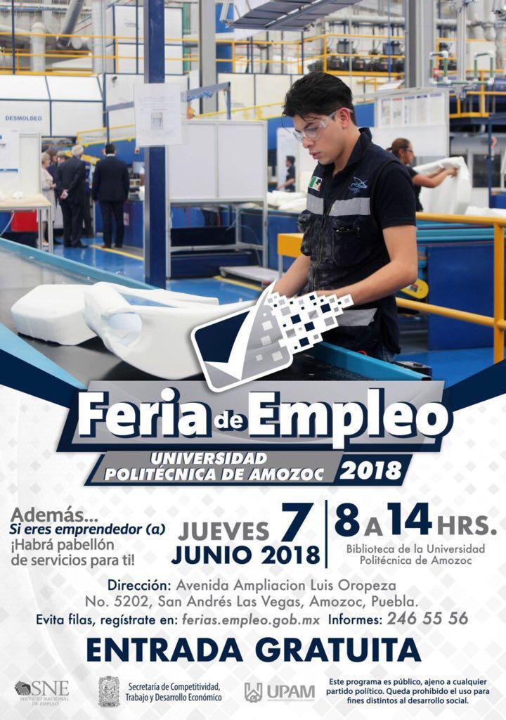 Feria de Empleo - UPAM