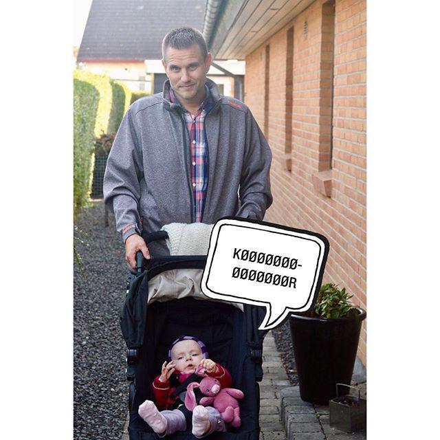 Hjemme hos Michael er det datteren Tilde, der er den daglige leder. Det nyder Michael i fulde drag på sin tre-måneders orlov. Tjek link i bio for gode råd til at tage snakken på arbejdspladsen og i familien #farsorlov #tadetsomenmand #farsel