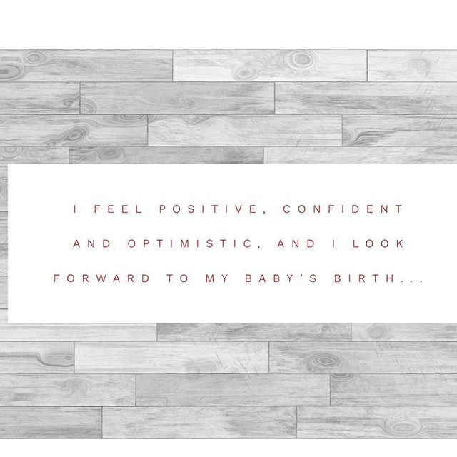 Would you like to feel this way about birthing your baby? Come and find out more about how my hypnobirthing course can help you achieve this... www.mindyourbump.com