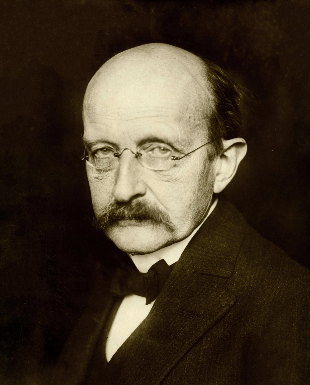 German physicist Max Planck  Max Planck Berlin, 11 January 1933. Photographer unknown