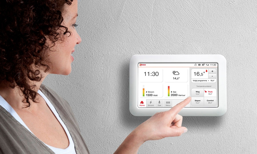 Eneco partners with Home Automation Europe to create Toon (2012)