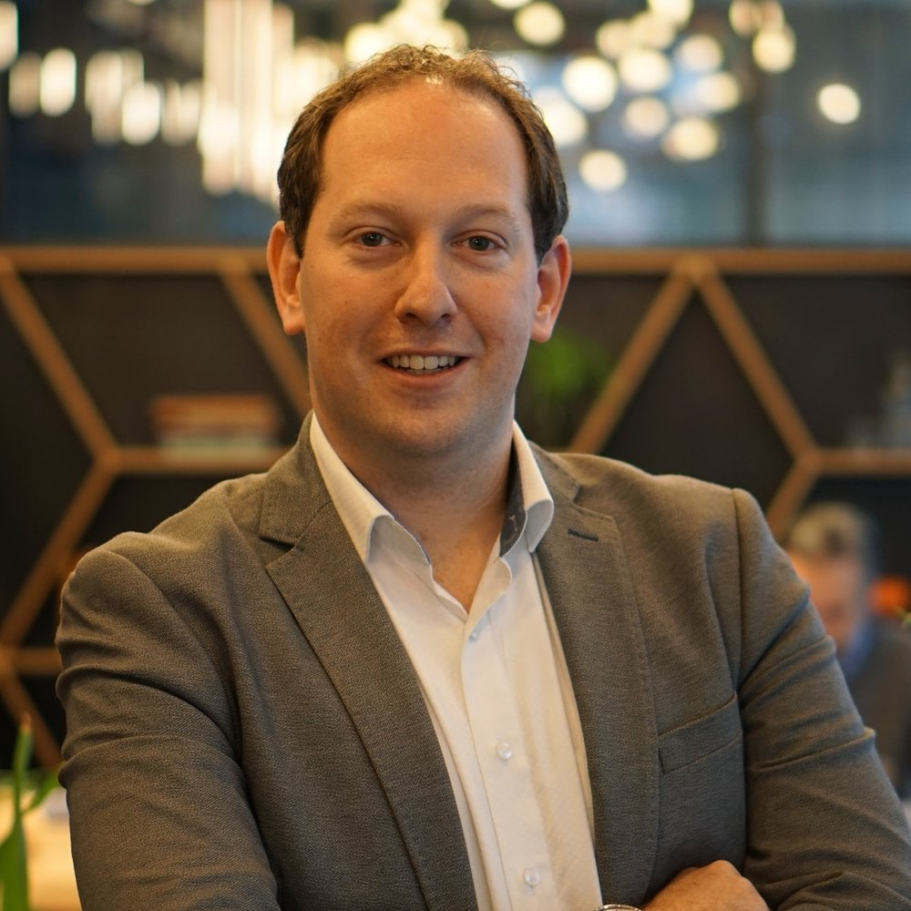 """Mark Verhoeven - CFO""""As CFO I really enjoy working together with our colleagues from different cultures and nationalities in creating value for our customers with relevant solutions in home services"""""""