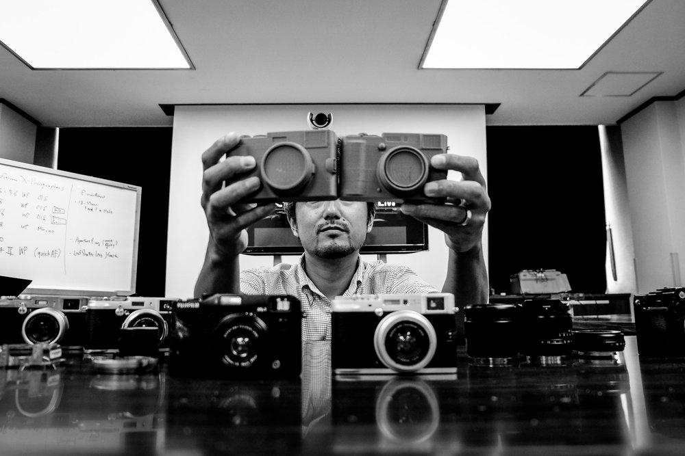 Fujifilm X-M1 - XC16-50mm @16mm - 1/80 - f/3.5 - iso1250