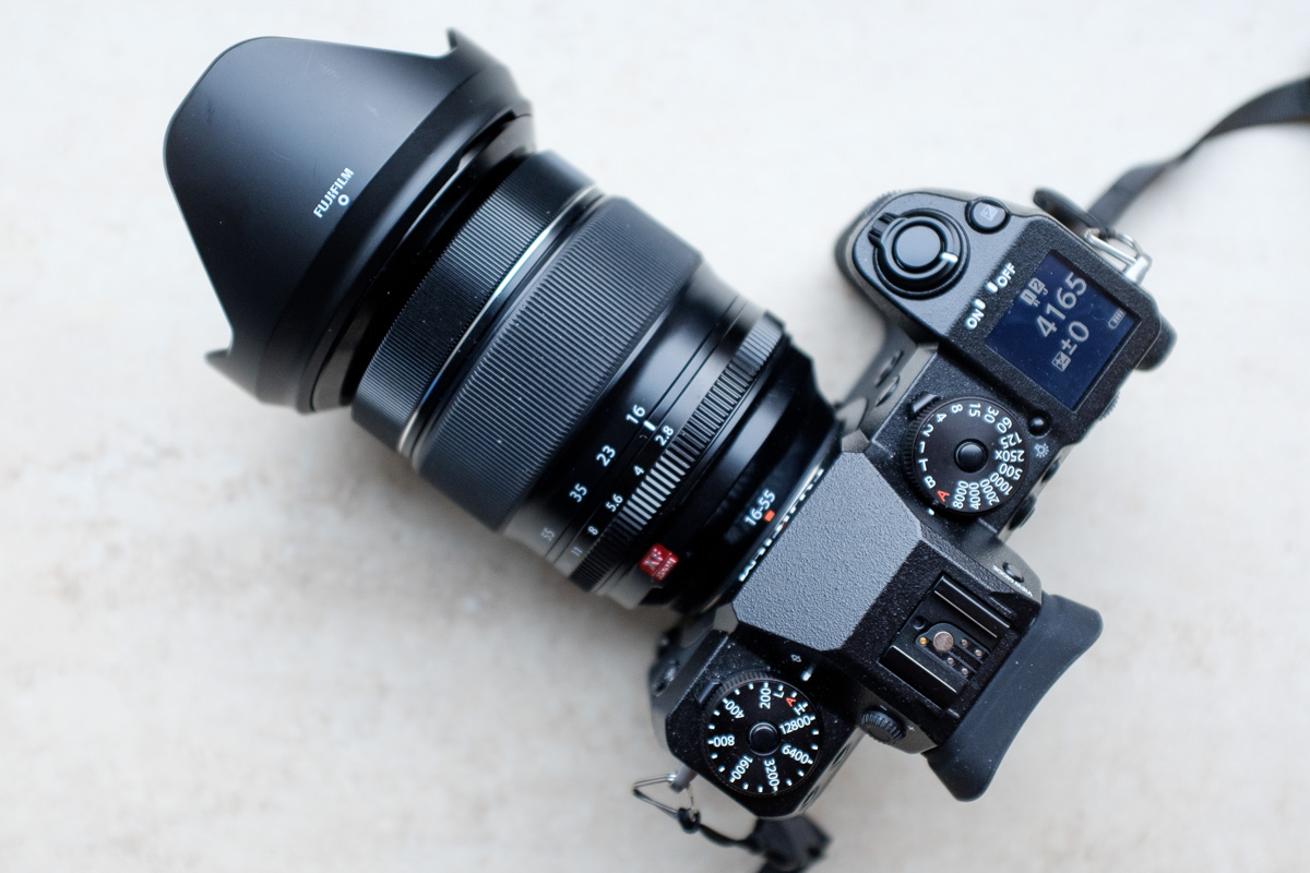Fujifilm X-H1 Review — Confessions of a Photographer
