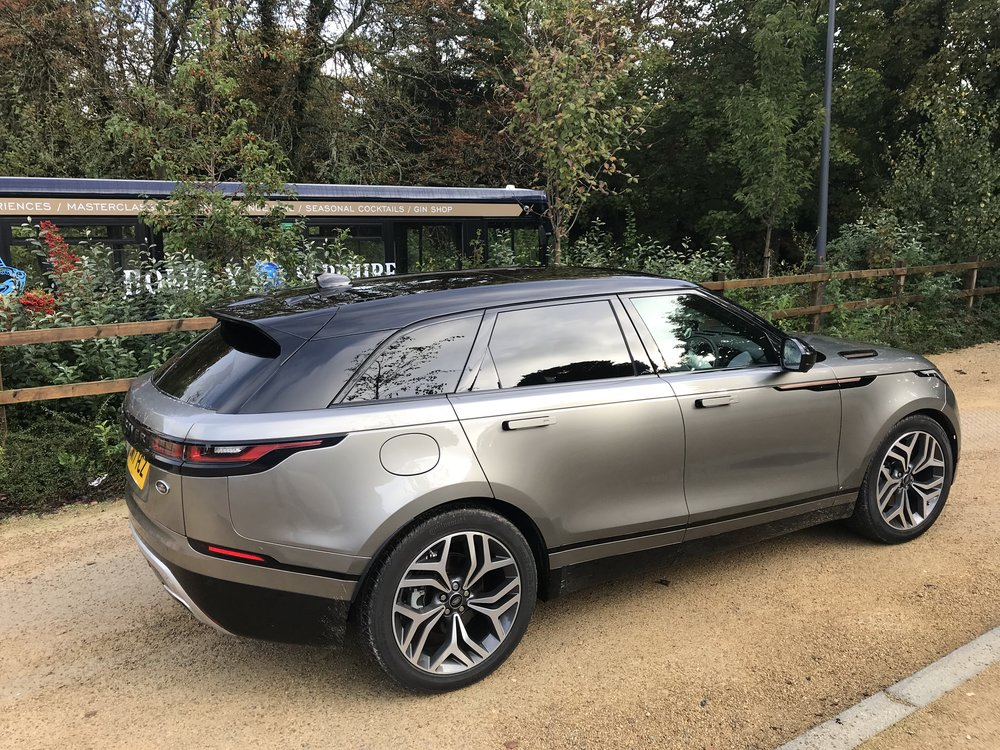Range Rover Velar a masterclass in luxury on and offroad.