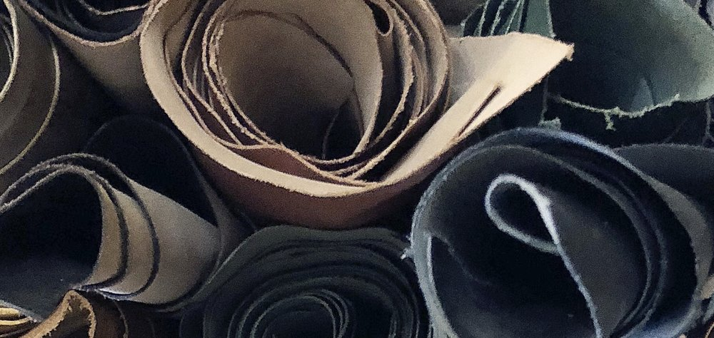 The finest of hides are selected for the leather parts.