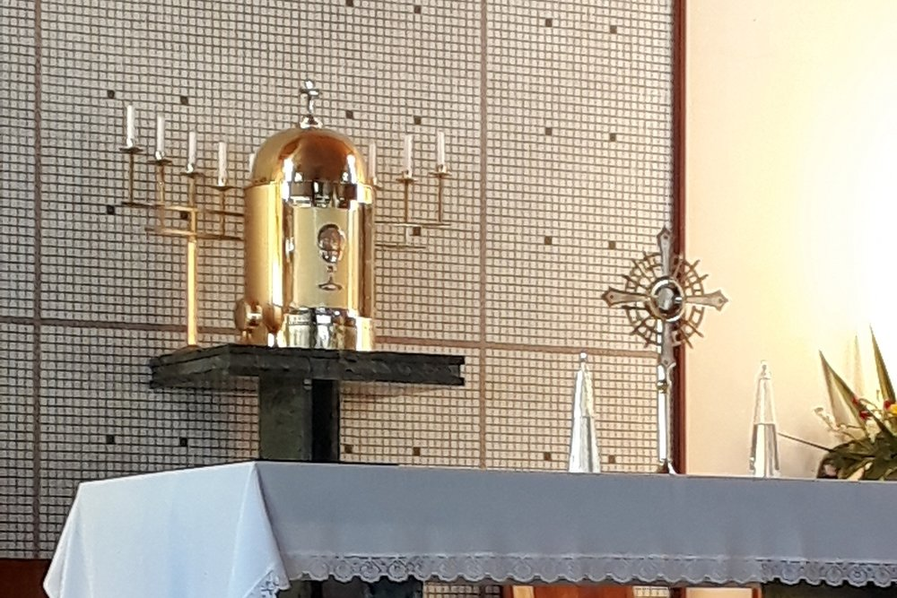 Adoration Ministry - Silent prayer before the Blessed Sacrament is a source of meditation and spiritual development for families of the parish. From Wednesday 7:30pm to Saturday 5pm, the Blessed Sacrament is exposed for adoration. Ends at 10pm every night.