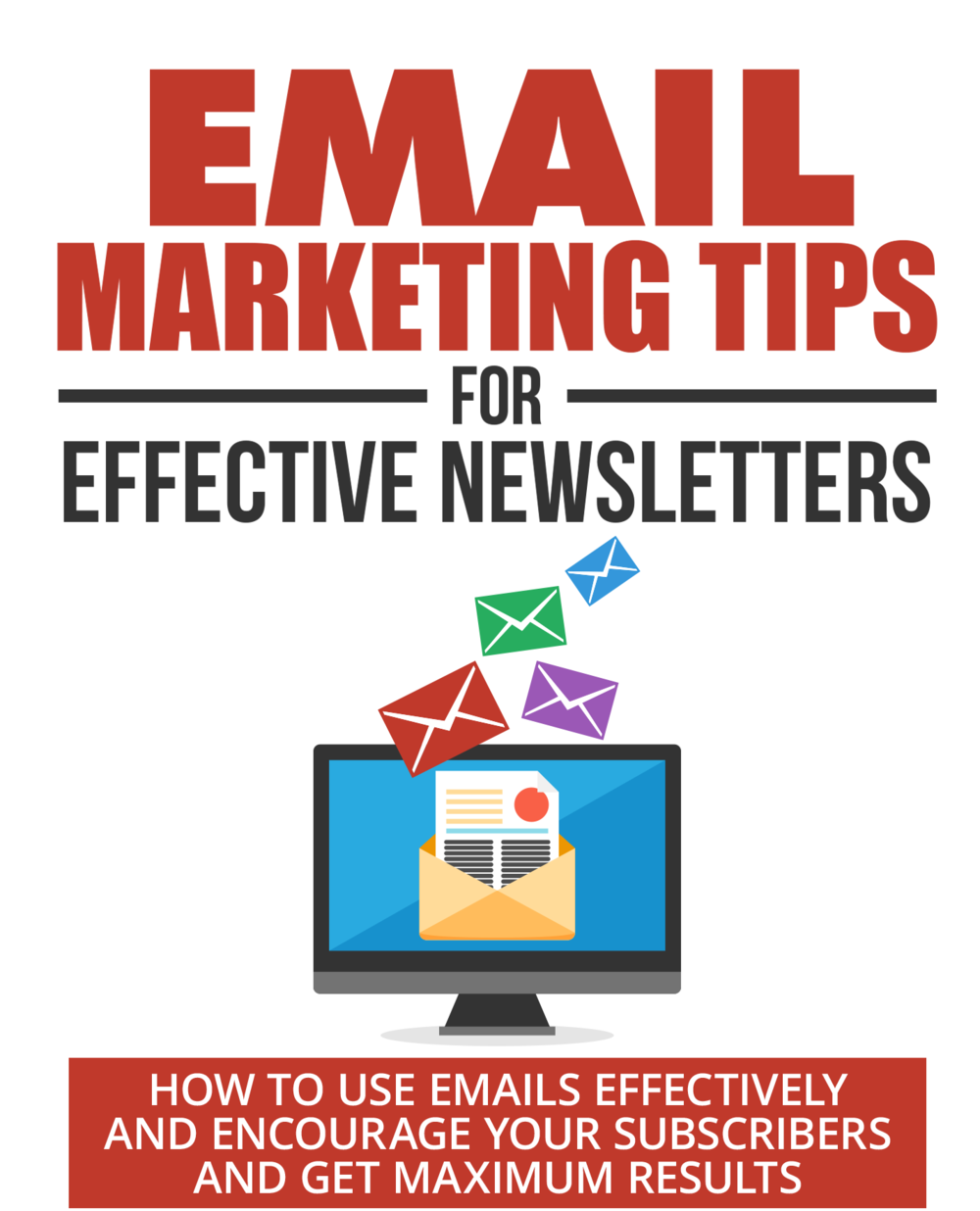 Free guide to Email Marketing Tips