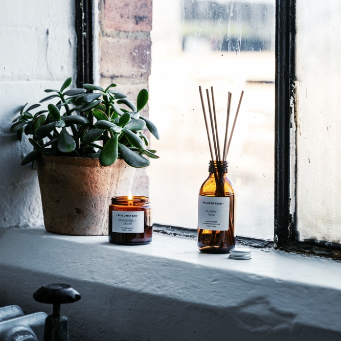 """CANDLES &DIFFUSERS - """"Love is like a beautiful flower which I may not touch, but whose fragrance makes the garden a place of delight just the same"""" - Helen Keller"""
