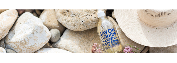Fragrance of the Mediterranean air breeze combining the freshness of sea spray with delicate scents of sunny flowers, created in Grasse.
