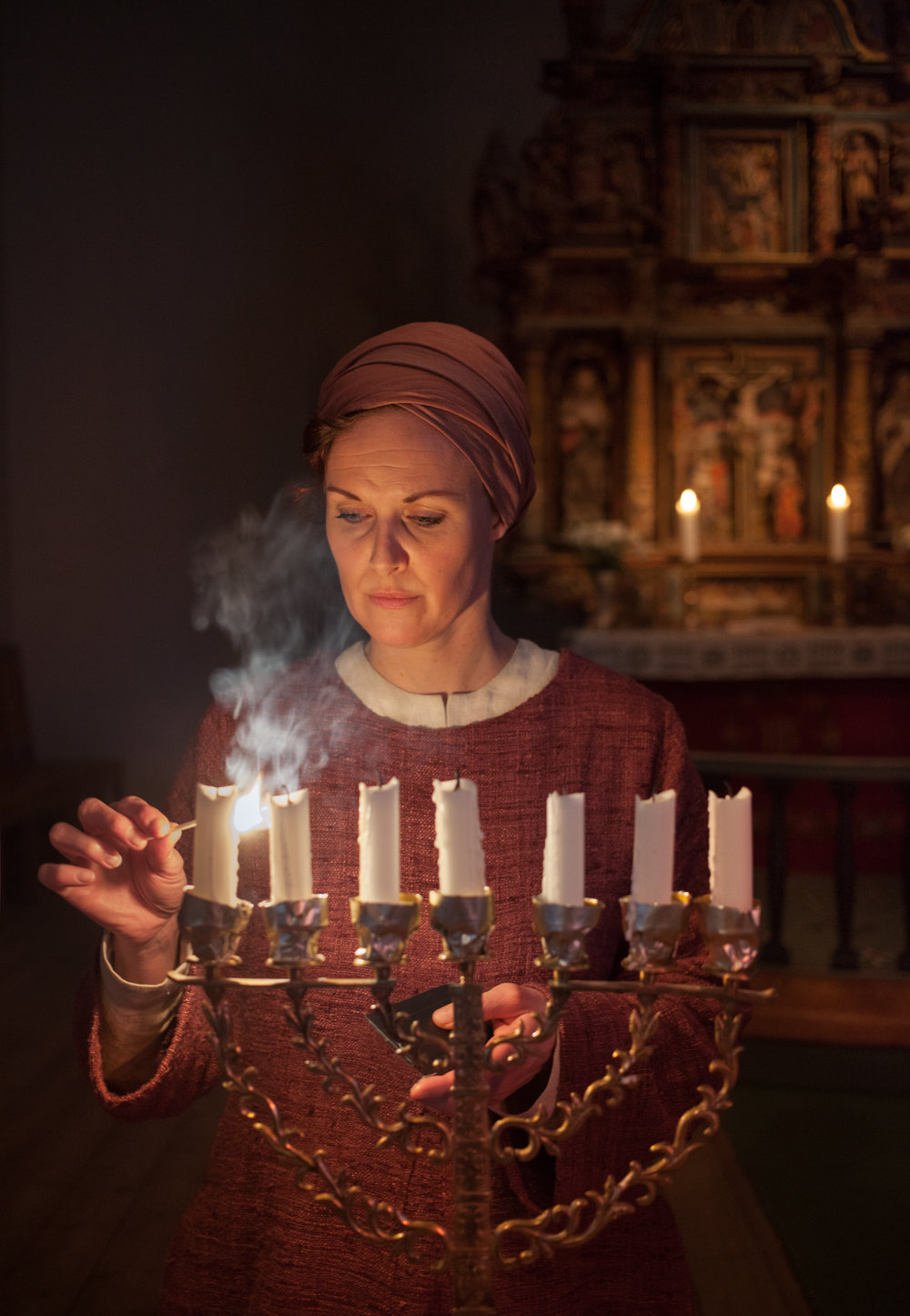 Miriam si forteljing - Juleevangeliet (2017)