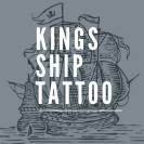 KINGS SHIP TATTOO