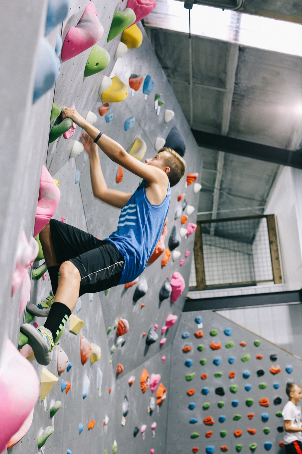 Terra Firma Bouldering | Youth Rec Teams | 12-17 Year Olds
