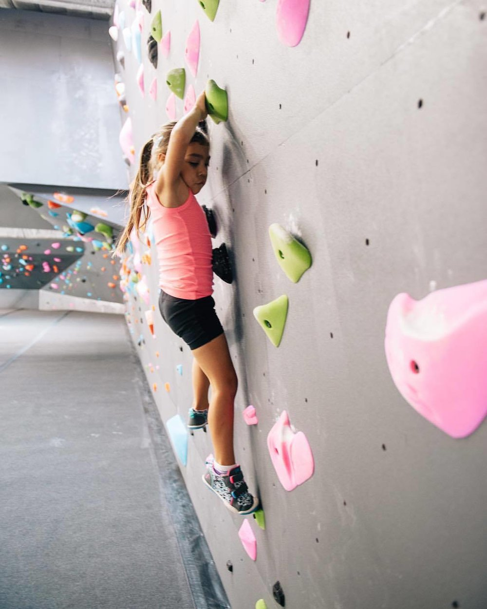Terra Firma Bouldering | Youth Rec Teams | 6-8 Year Olds