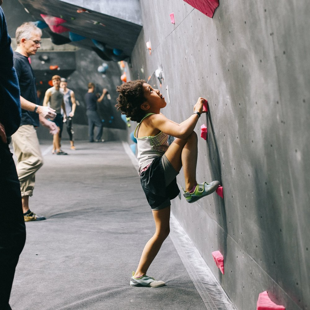 Climbing Birthday Parties | Terra Firma Bouldering Co