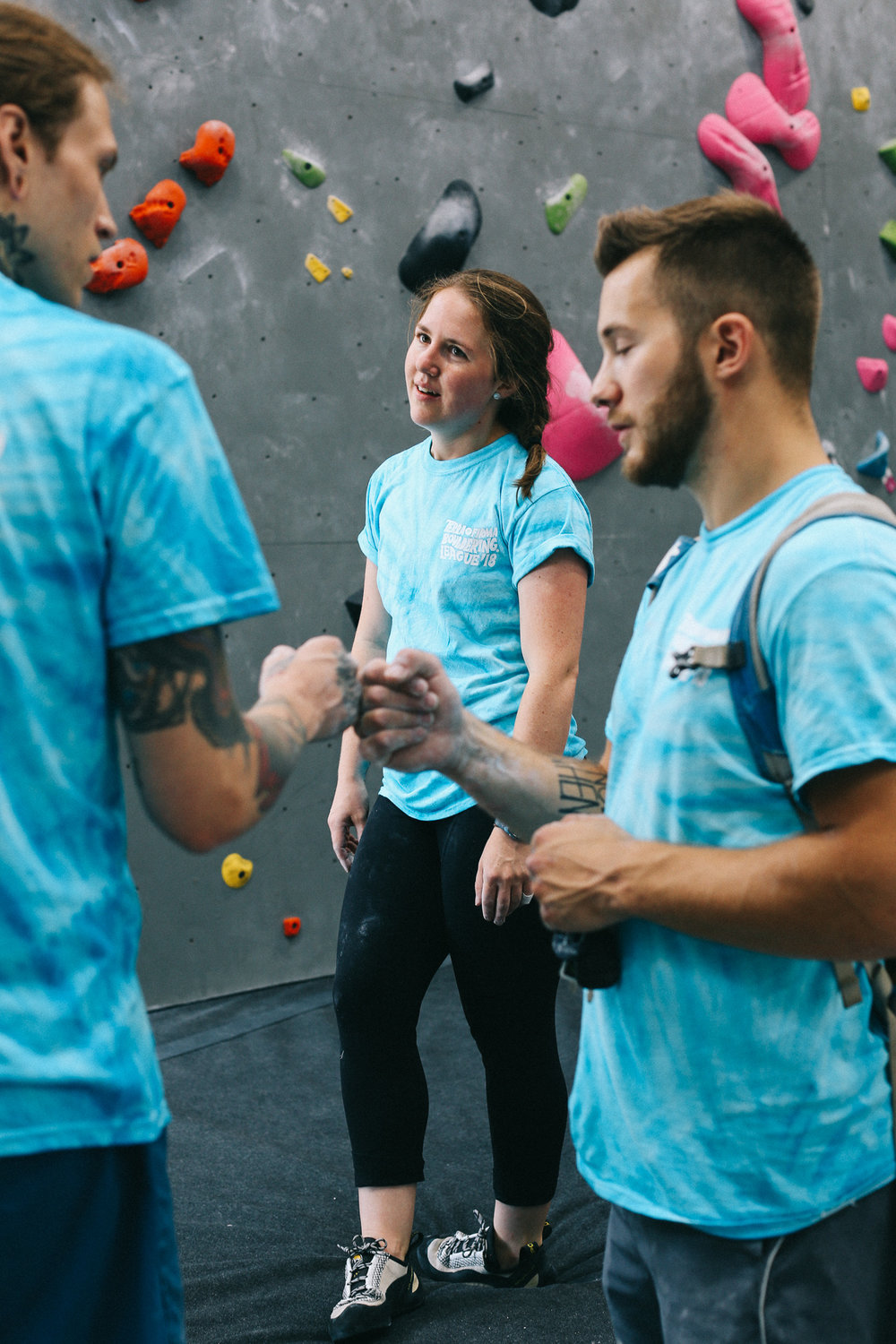 Group & Corporate Events at Terra Firma Bouldering Co.
