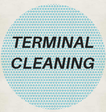 Bee Line offers thorough terminal cleaning to medical offices and hospitals