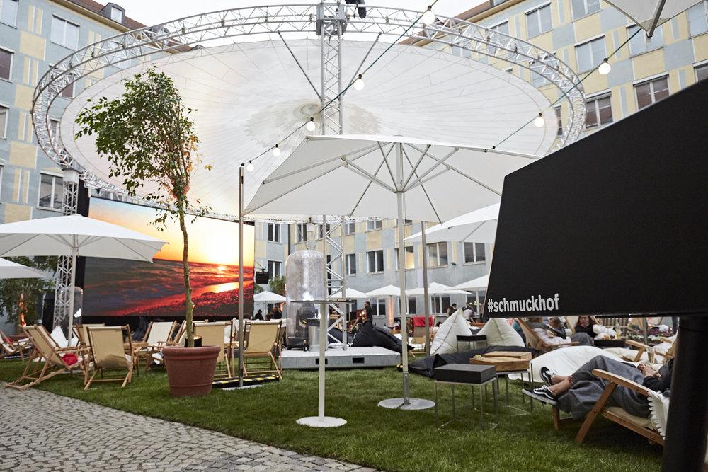Alte Akademie München - Die Eröffnung des Schmuckhofs in der alten Akademie München