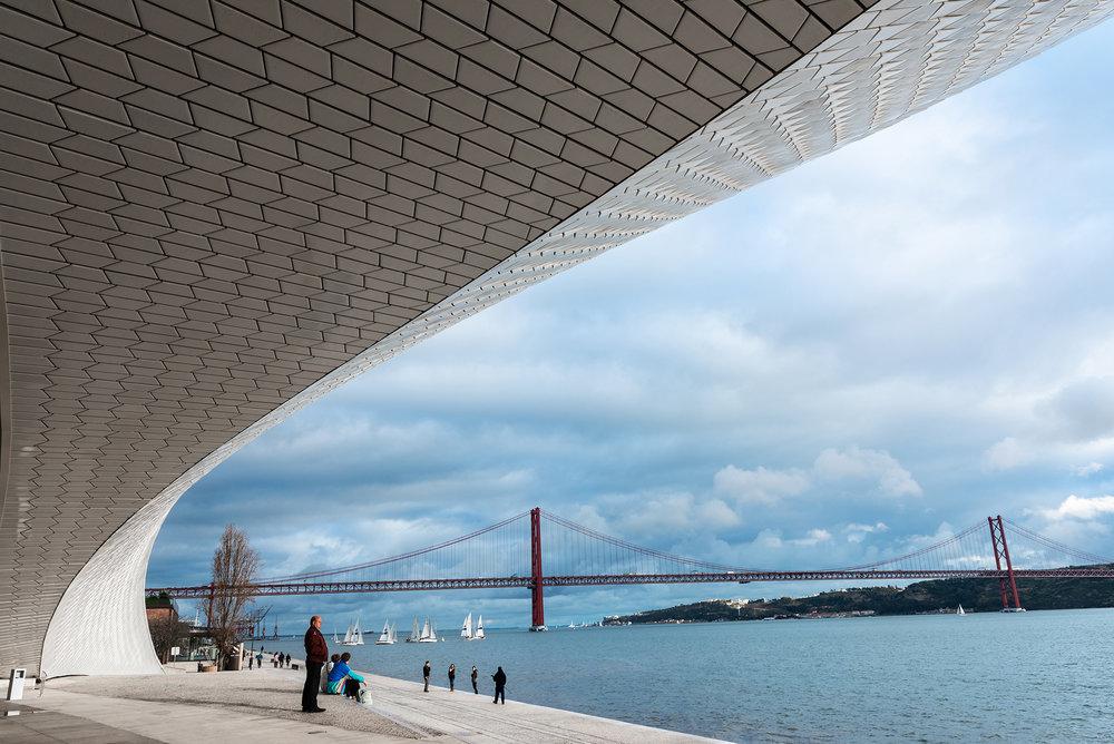 MAAT Museum in Lisbon