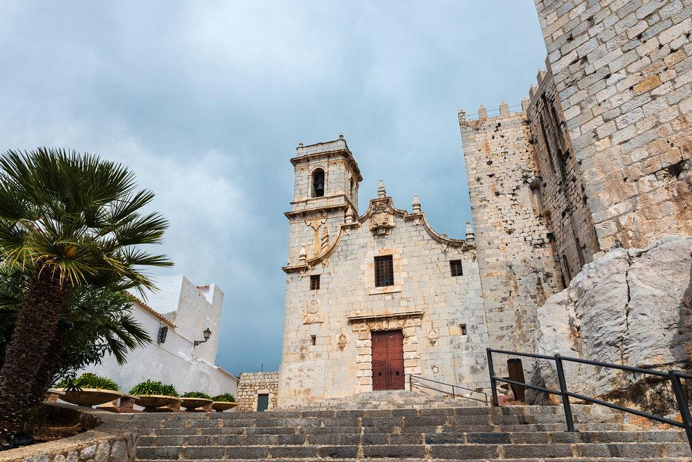 Iglesia-ermitorio de la Virgen de la Ermitana