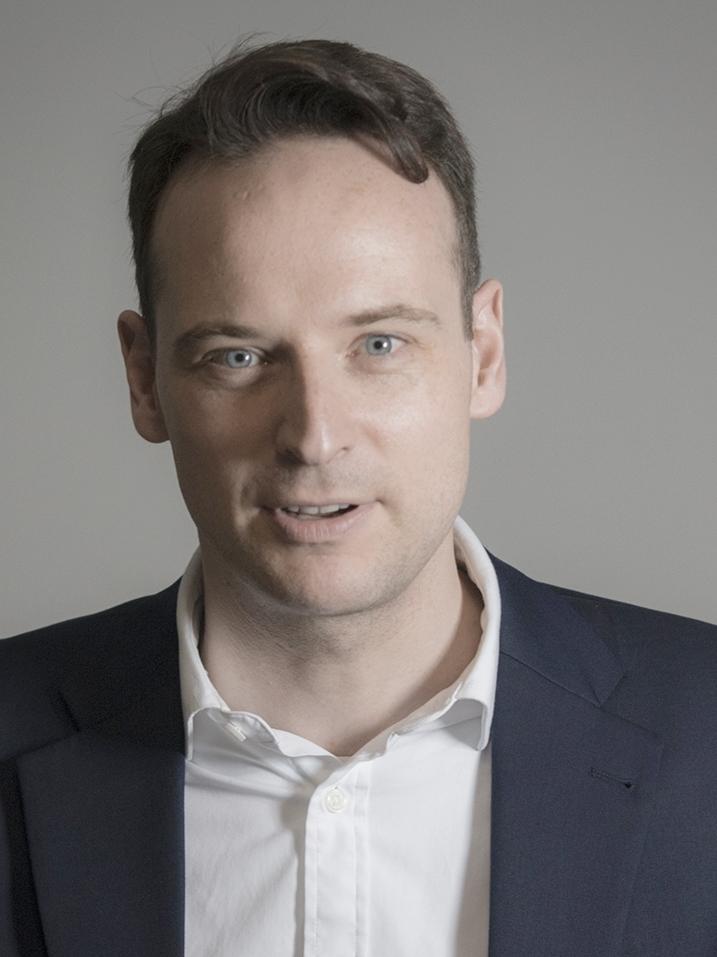 Dr Garvan Walshe - CEO