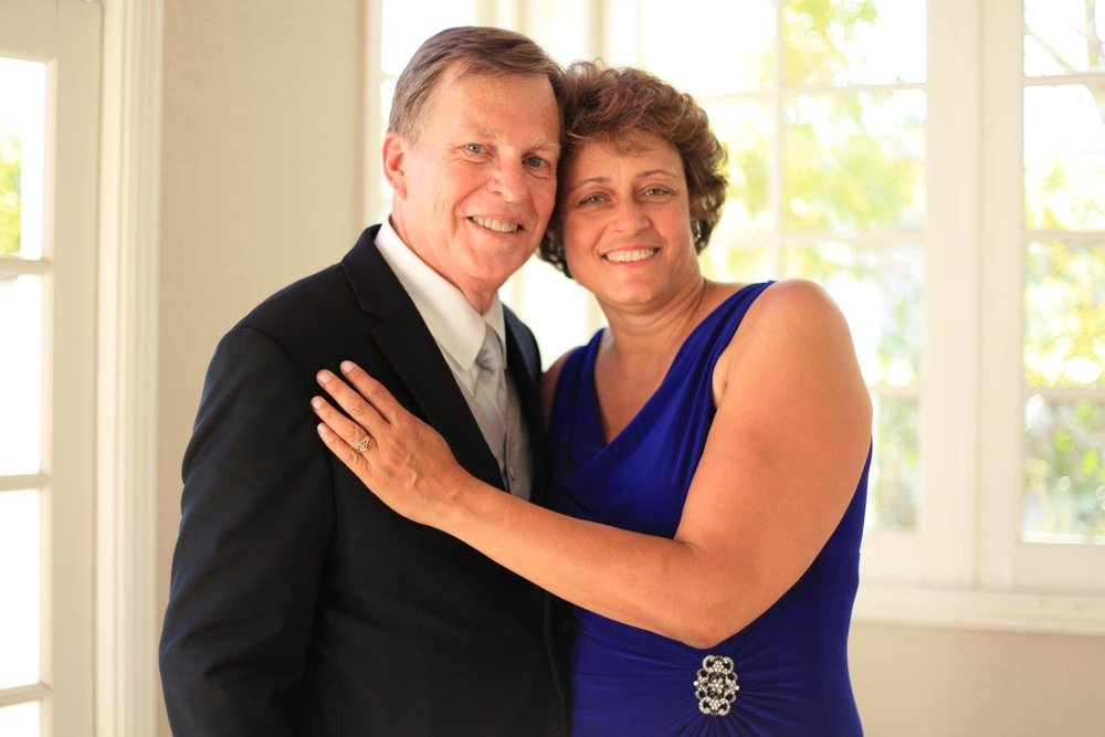 Meet Carol-Ann! - Having just celebrated their 40 year anniversary, Carol-Ann and Mathew reflect back on what has made their marriage strong over the years. They now have 5 grown children and 4 grandchildren with more on the way!