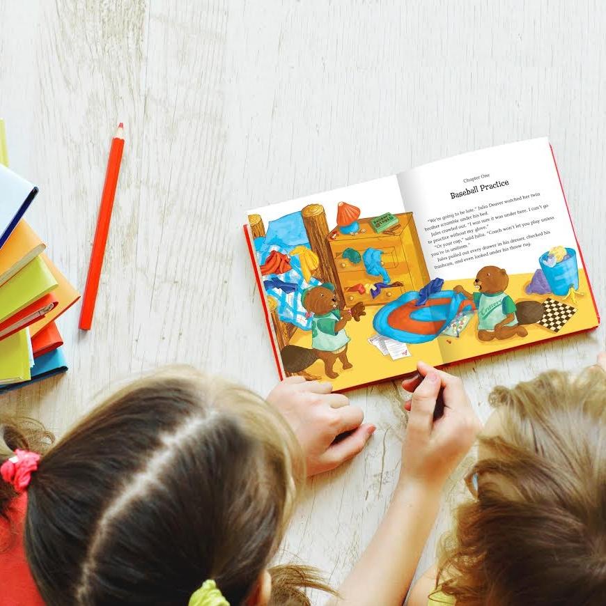 Children's Book -