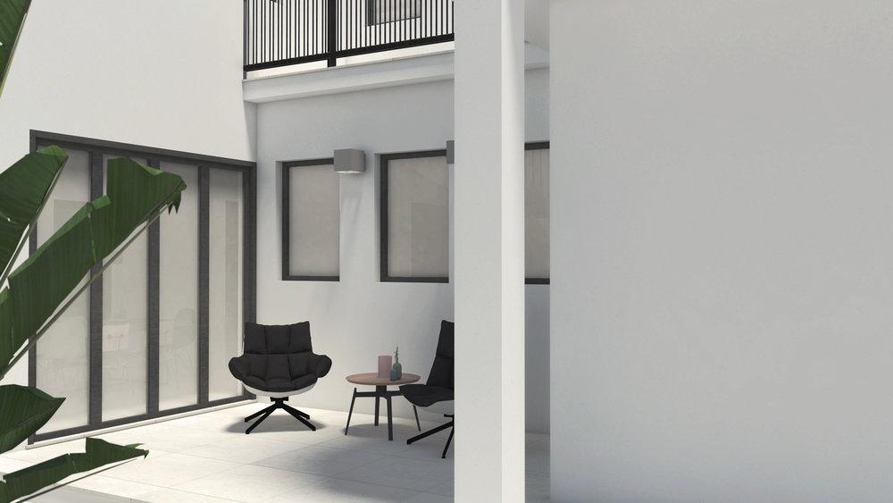 MINIMAL HOUSE IN LIOPETRI - ΜΙΝΙΜΑΛ ΚΑΤΟΙΚΙΑ ΣΤΟ ΛΙΟΠΕΤΡΙ