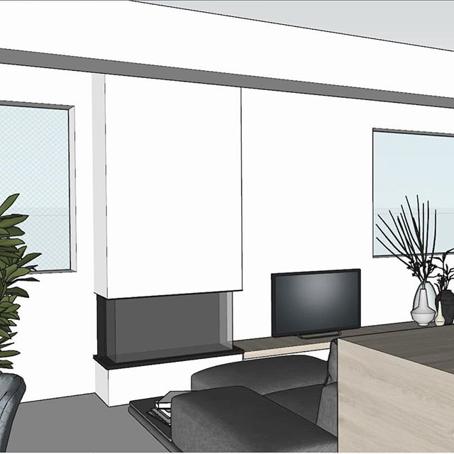 Work in progress #architecturestudio #interiordesign #minimalmood