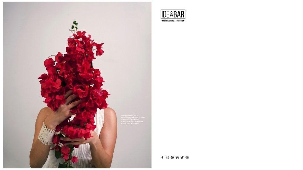 IDEABAR STUDIO PRESENTS ANNA KOUMOUSHI
