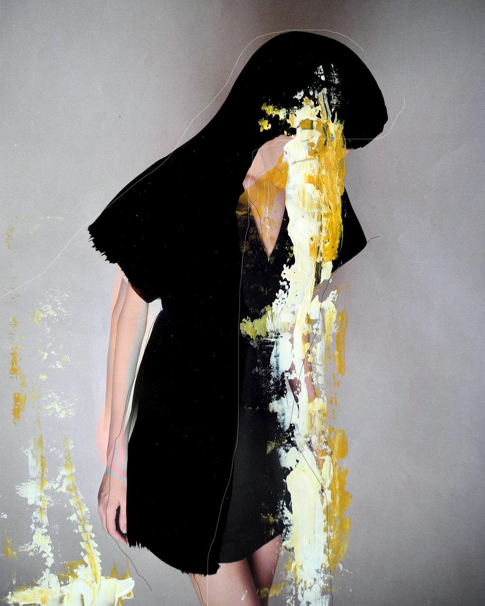 FASHION COLLAGE ARTWORK SERIES YUGEN