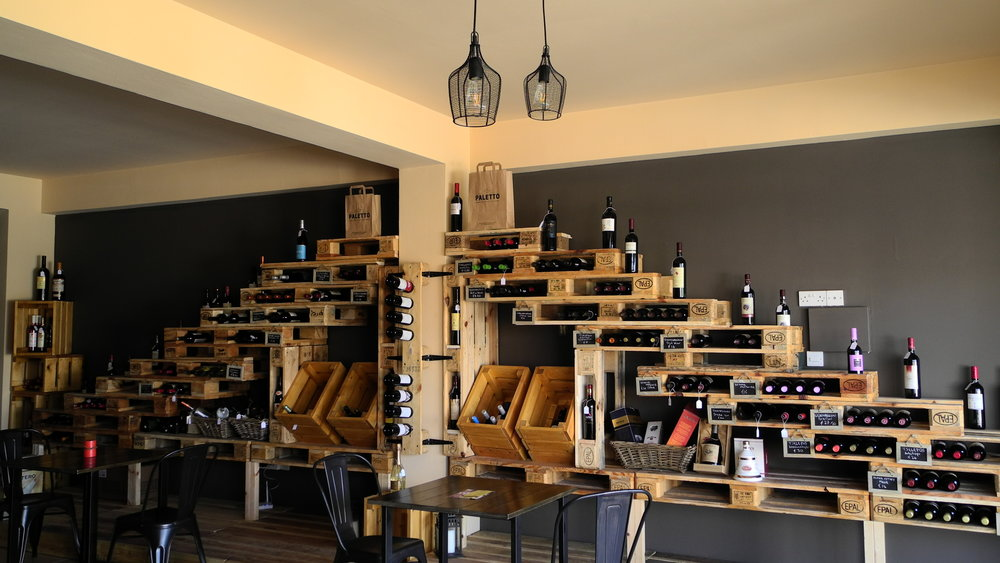 PALETTO - WINE CELLAR & COFFEE LAB
