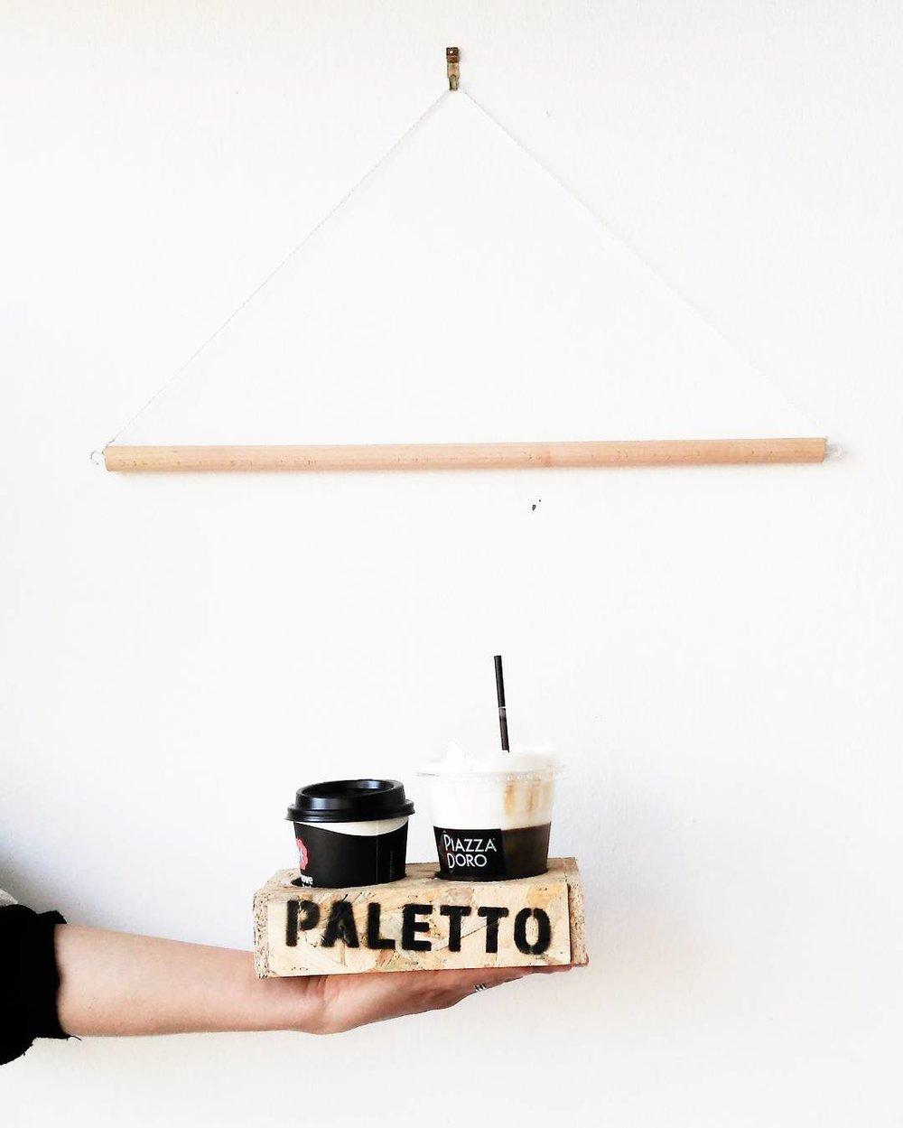 PALETTO BRANDING