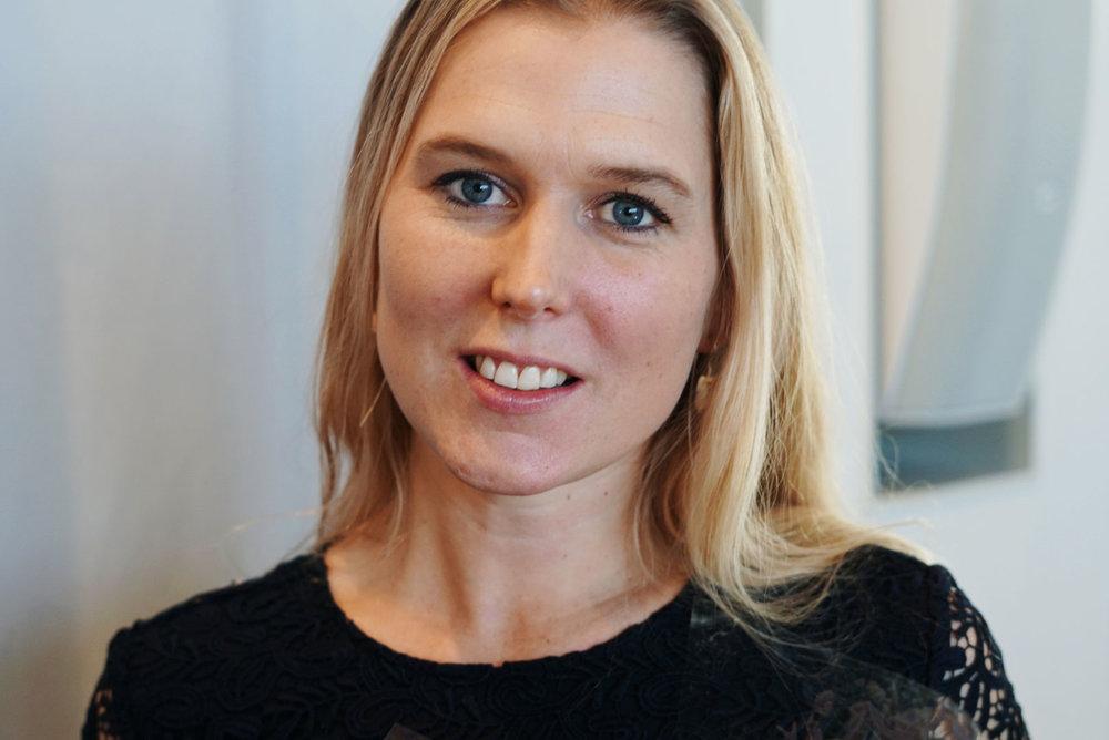 Charlotta Granath från Viktor Rydbergs skola i Sundbyberg