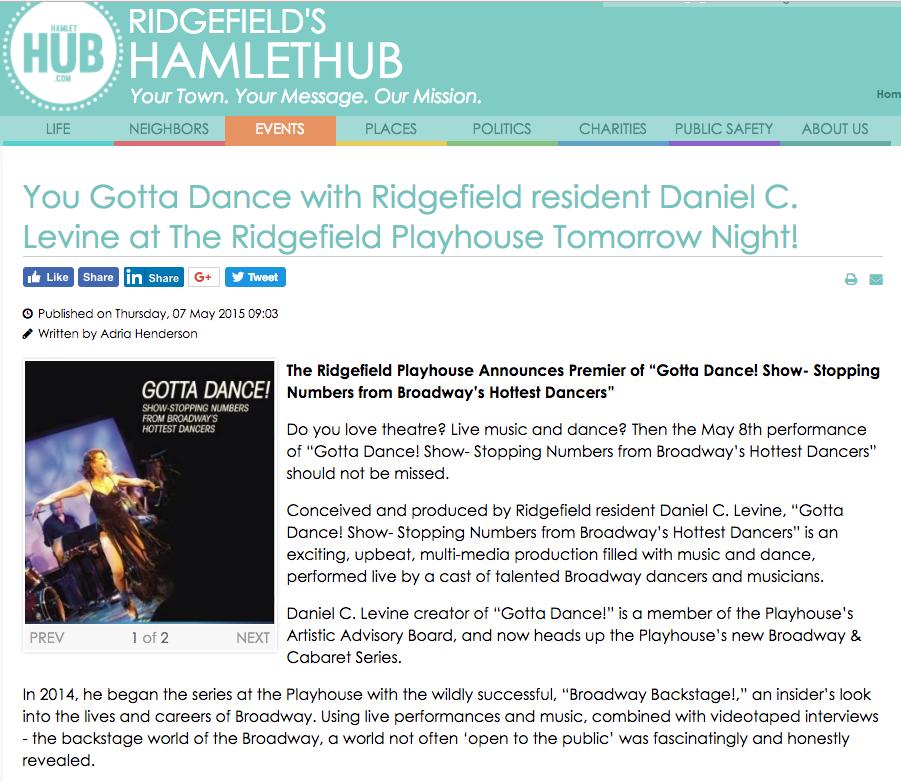 Ridgefield's Hamlethub
