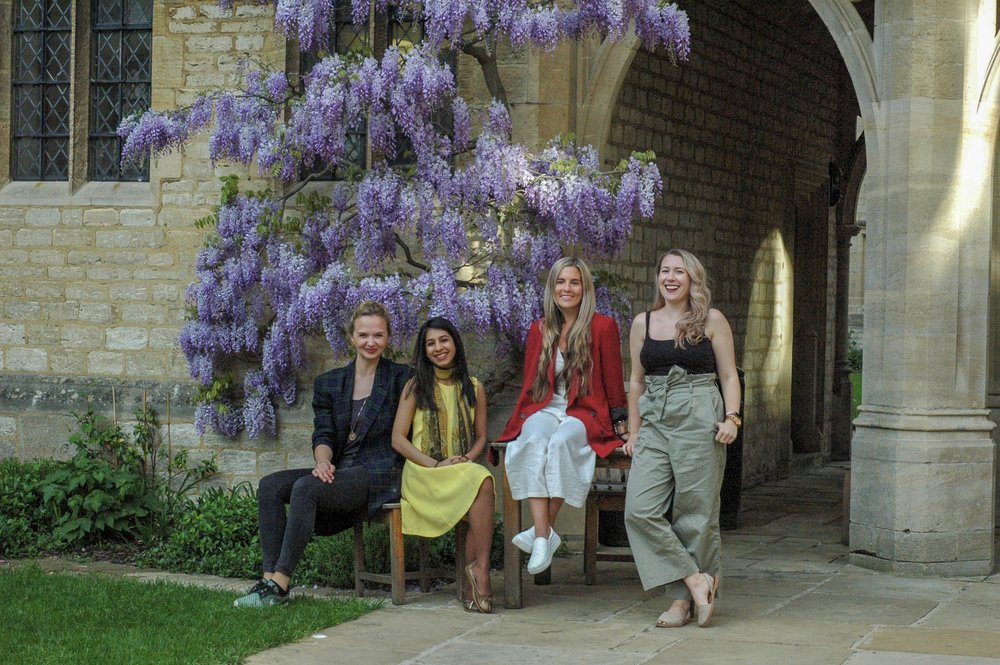 St Cross College Oxford University Centre for Feminist Foreign Policy Marissa Conway