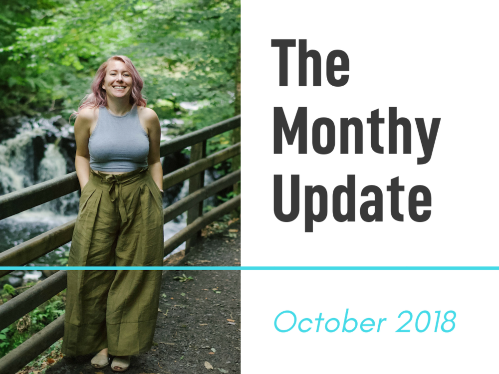 Marissa Conway Newsletter Archive October 2018