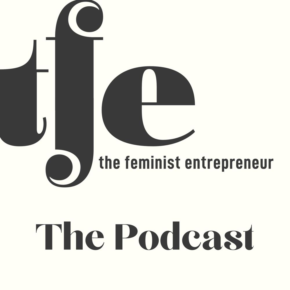The Feminist Entrepreneur Podcast Logo.png