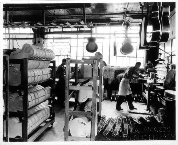 Binding Area - 1936