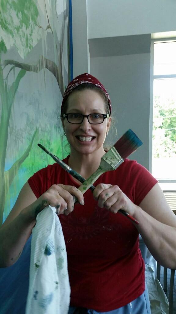 Susan Skrzycki - Art Director, Artist