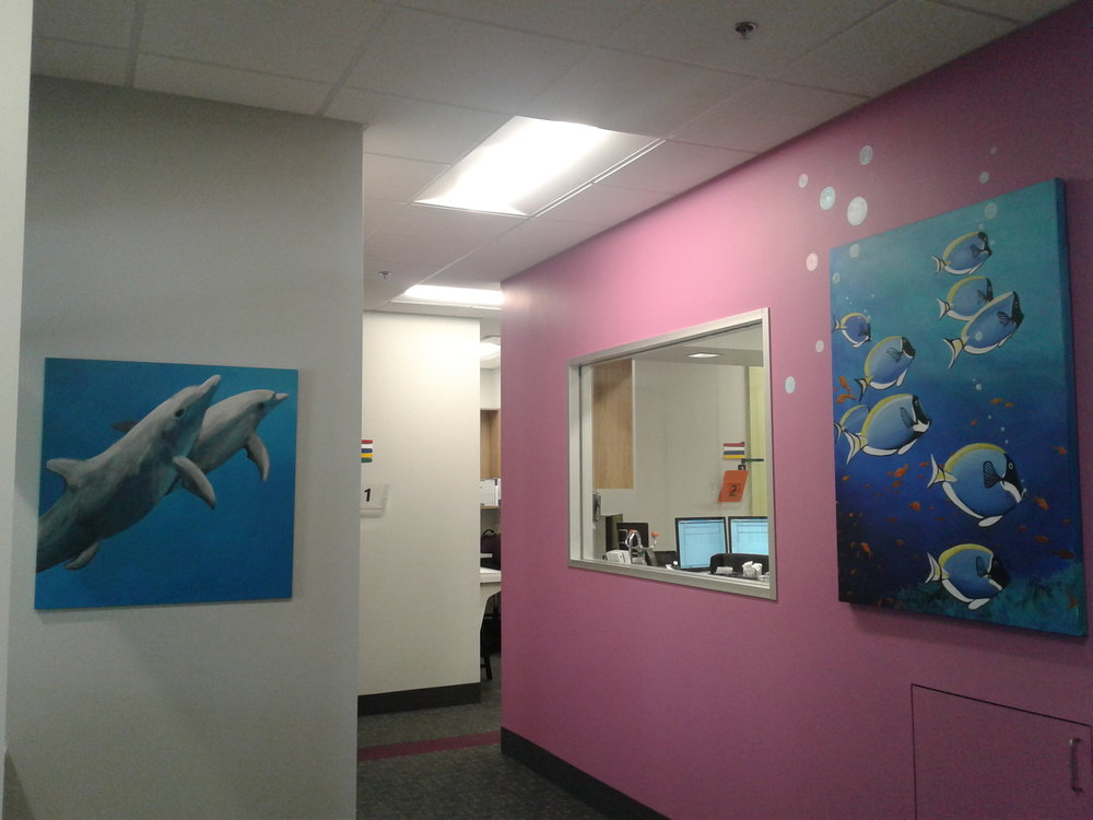 Artwork for Jeffers Artman and Mann Pediatricians. West Cary
