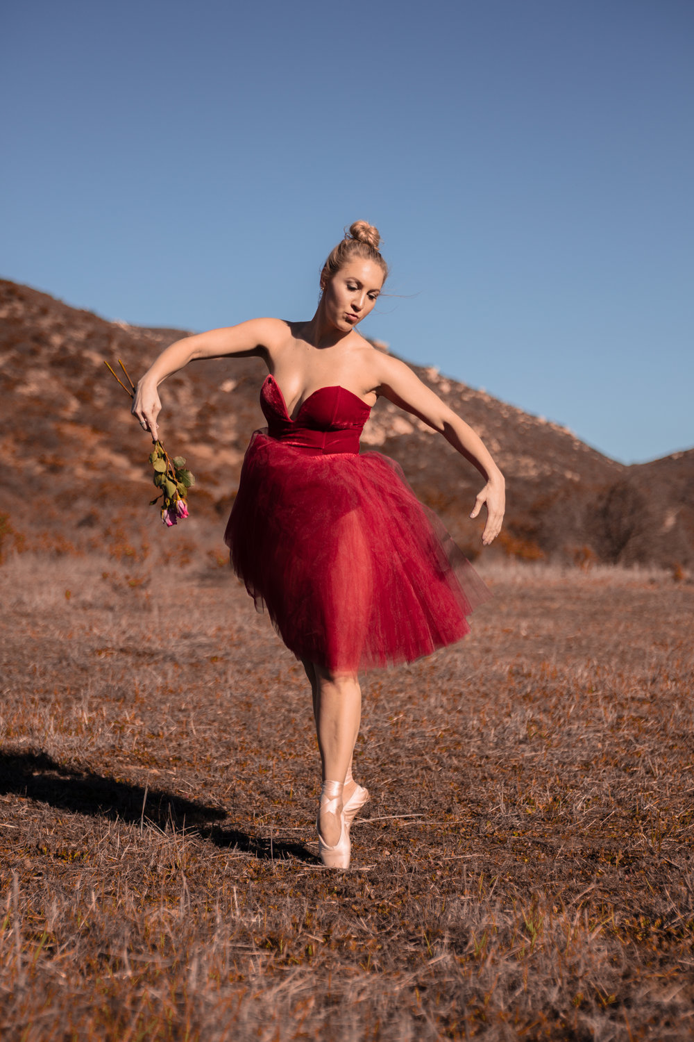 Heather Broomhall Photography - San Diego - Portrait - Ballet