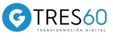 - TRES60 es una empresa compuesta por un equipo humano con el talento necesario para acompañar a otras empresas en su proceso de Transformación Digital apoyándose en plataformas como AgilePoint y en las herramientas de Productividad de Microsoft.Un equipo formado por expertos en AgilePoint, CRM, Marketing Digital, SharePoint, Dynamics NAV, PowerBI, Office 365, Yammer y Azure, capacitados para dar respuesta a la disrupción tecnológica que viven las empresas, las personas y los procesos en la actualidad.