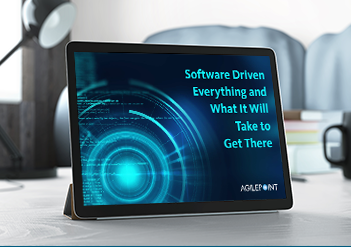 Software driven everything and what it will take to get there