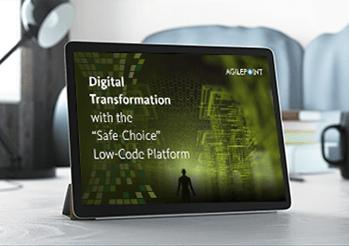 Digital Transformation the 'Safe-Choice'