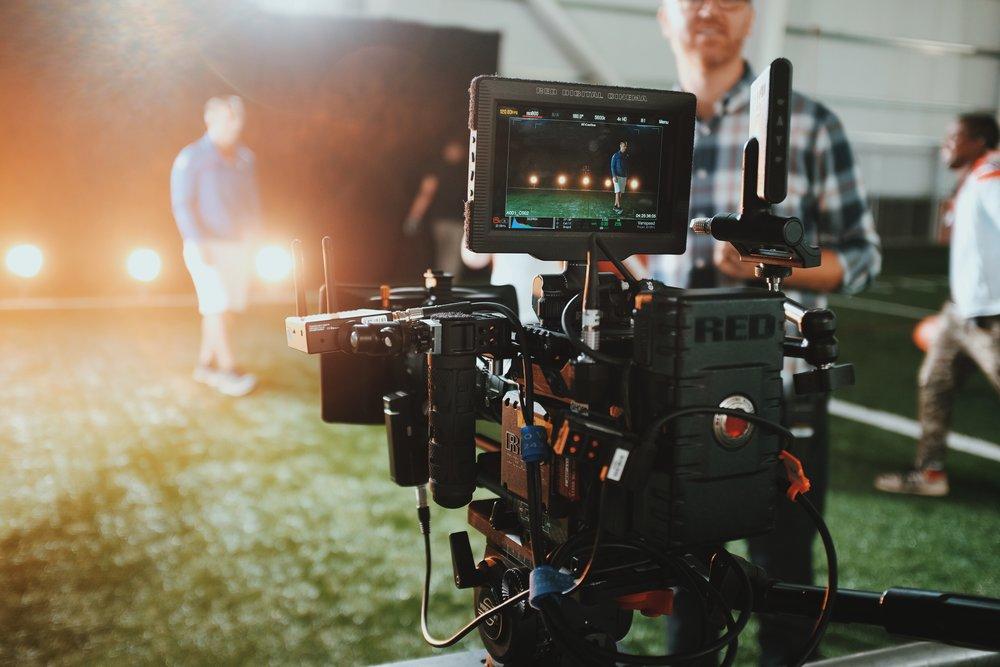 New Jersey Video Production - Hologram Visuals - Van Heusen -BTS -1