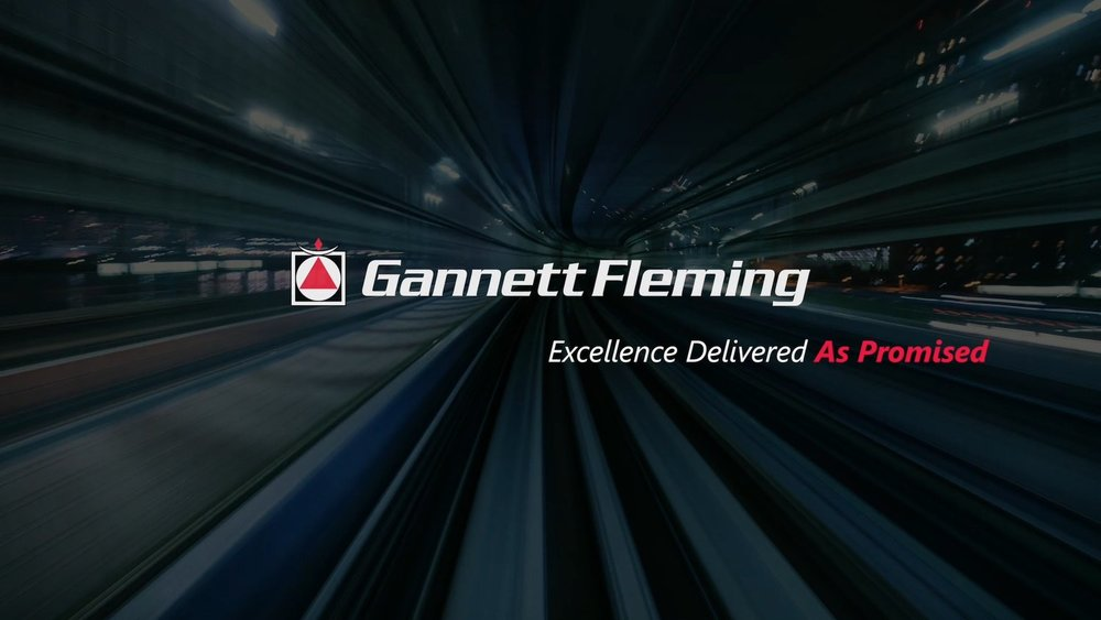 ENDING TITLE CARD FOR GANNETT FLEMING LEADERSHIP TRANSITION FILM