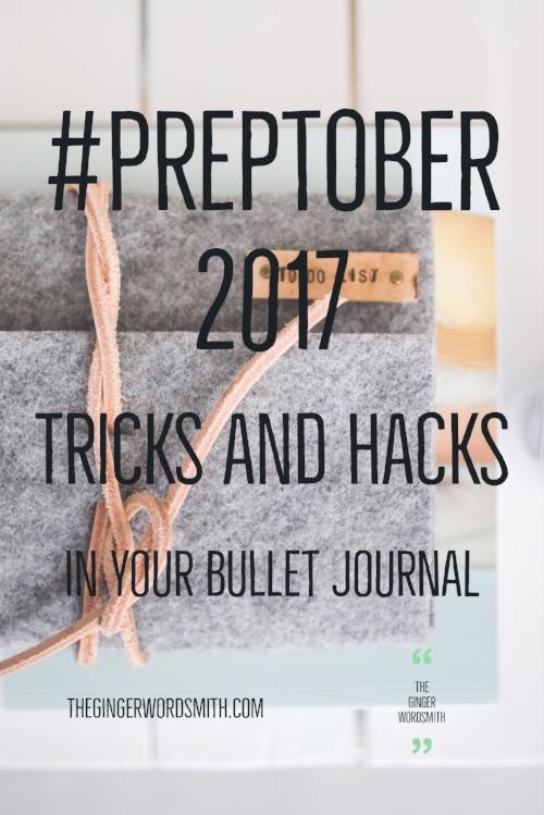 PreptoberinYourWritersBulletJournal
