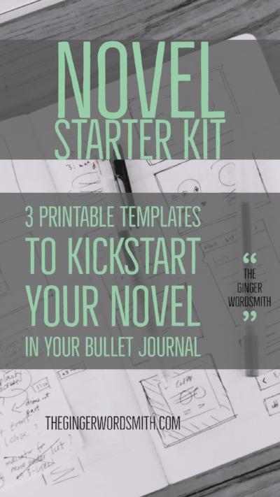 Novelstarterkitfreedownloadwriting