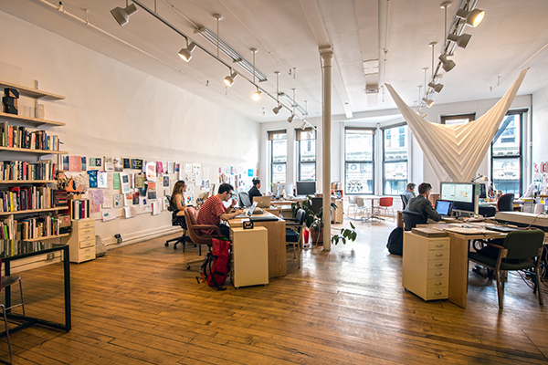 Work-Shop works in   The Design Office  , a shared space for designers in Downtown Providence.